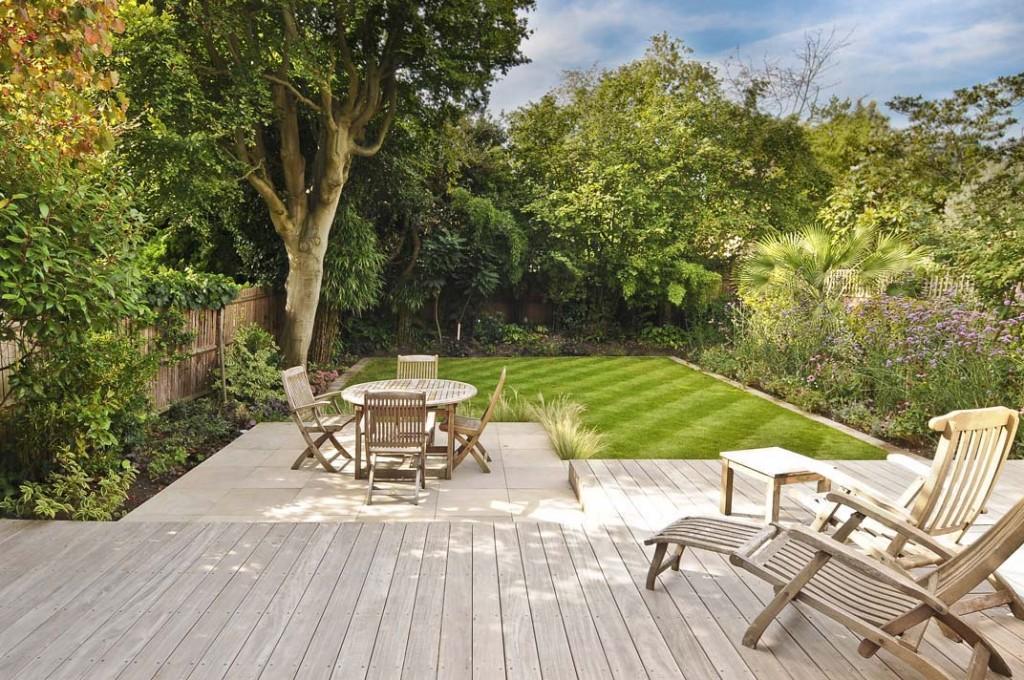 A garden design in Wimbledon by Kate Eyre Garden Design