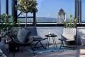Градинарски мебел со модерен скандинавски дизајн
